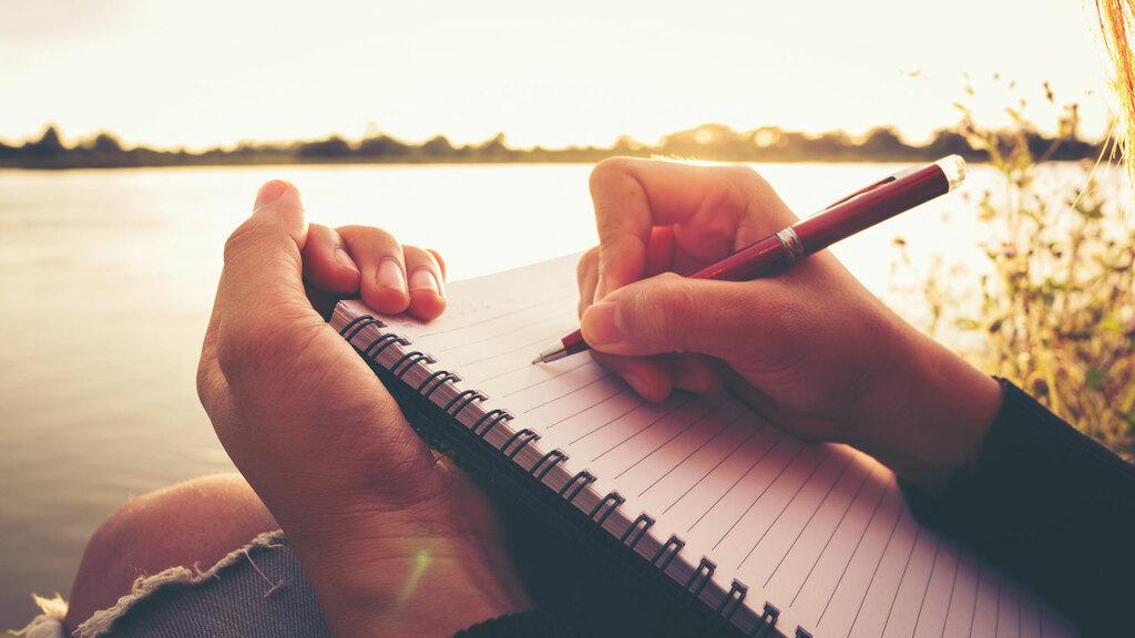 Schreibe deine Wünsche auf.